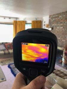 thermal imaging vancouver home inspections surrey new Westminster