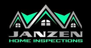 Janzen home inspections logo vancouver
