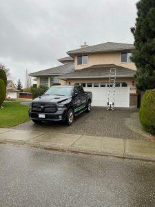 janzen home inspection driveway