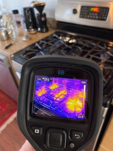 janzen home inspection heat test